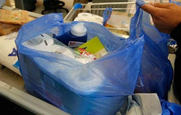 No más bolsas plásticas en almacenes ni comercios al por mayor