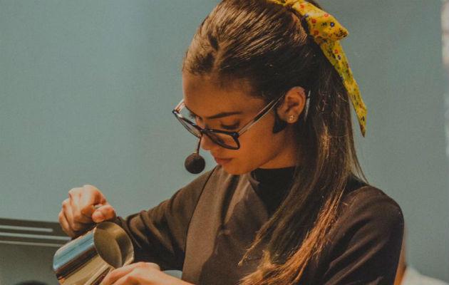 Barista de 25 años y café geisha competirán por Panamá en torneo de Australia