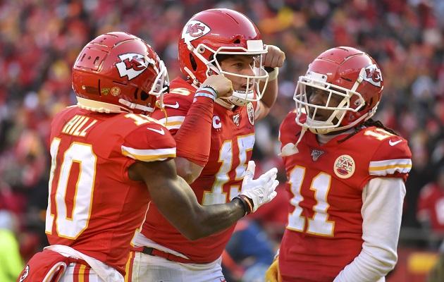 Chiefs y 49ers se enfrentarán en la final del Super Bowl