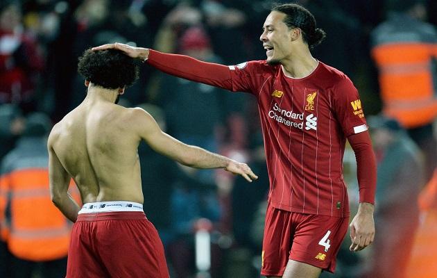 Liverpool se lleva duelo ante el United y deja casi sentenciada la liga