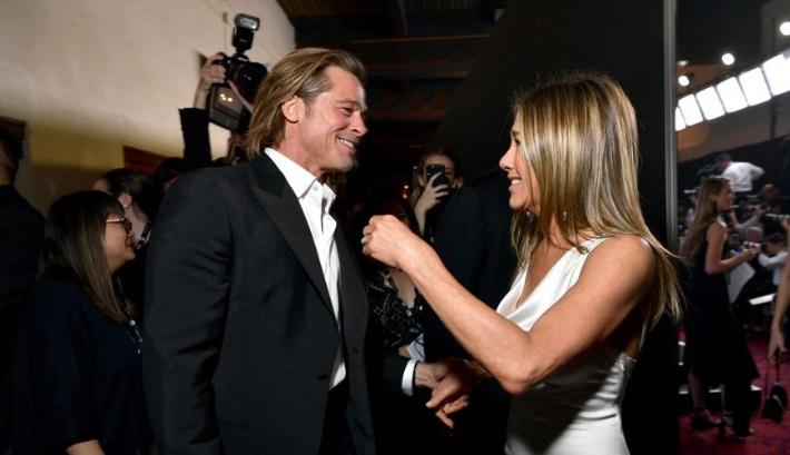 Jennifer Aniston y Brad Pitt: El encuenro más esperado