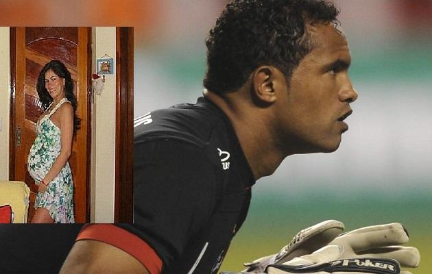 Arquero  brasileño condenado por matar a su novia ficha por nuevo club