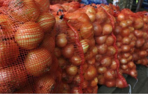 Acodeco detecta 19 marcas importadas de cebolla que incumplen con reglamento