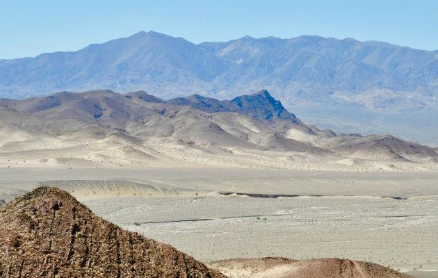 Hallan pistas de oasis en era glacial