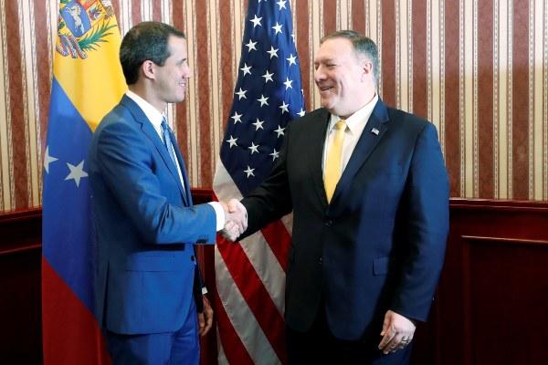 Mike Pompeo pide al mundo apoyar esfuerzos de Venezuela para