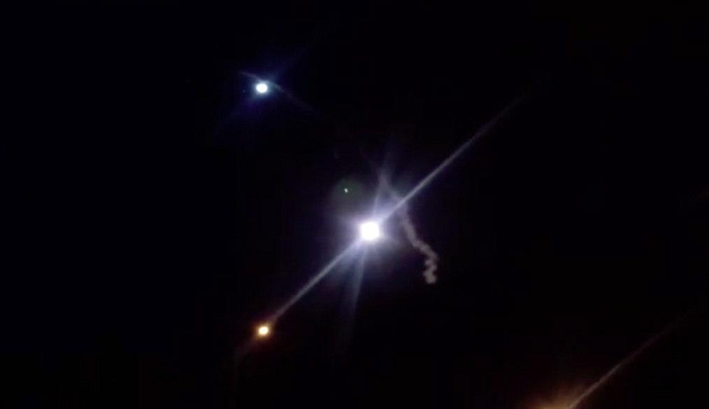 Tres cohetes impactan cerca de la Embajada estadounidense en Bagdad