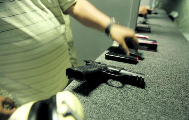 Gobierno ponen fin a la veda de importación de armas hacia Panamá