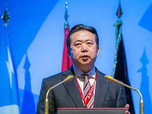 Condenan a más de 13 años de cárcel al expresidente chino de Interpol por corrupción