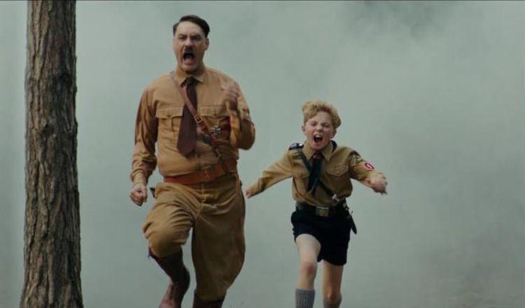 Jojo Betzler y su amigo imaginario, Adolf Hitler