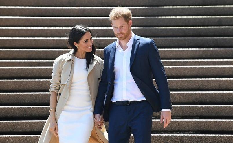Meghan y Harry podrían denunciar publicación de unas fotos de la duquesa en Canadá