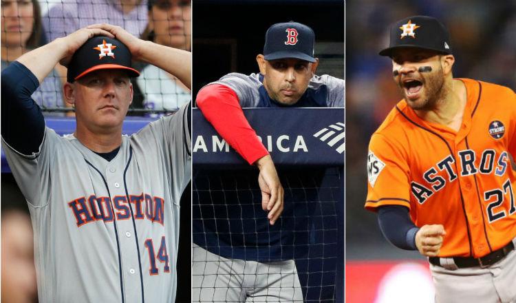 Escándalo y legado: Astros y MLB se preparan para secuelas del robo de señas