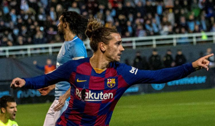 El Barcelona tuvo el 79% de posesión, pero ni brilla ni convence