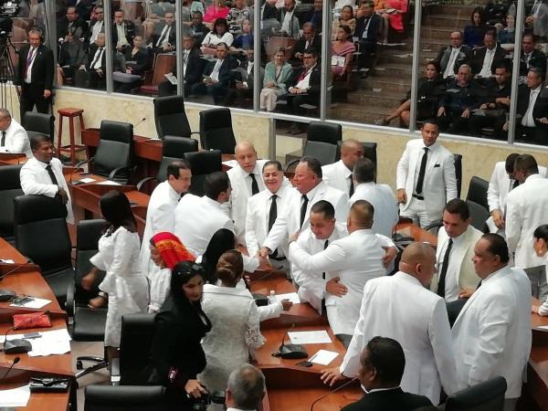 En abril se empezará a utilizar el voto electrónico en la Asamblea Nacional