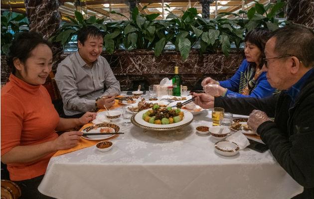 El gusto por el manjar impulsa el auge en China