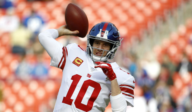 Giants de Nueva York confirman que Eli Manning se retira