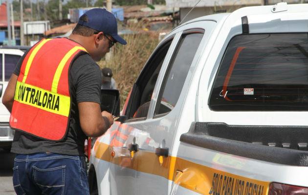 MEF alerta que hay personas que utilizan documentos falsos para gestionar venta de vehículos