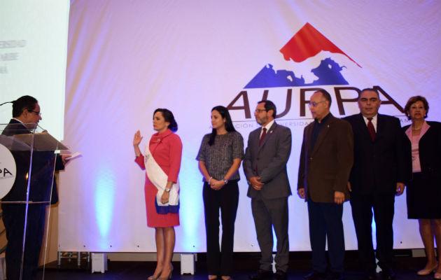 Adriana Angarita se reelige como presidenta de la Asociación de Universidades Particulares de Panamá