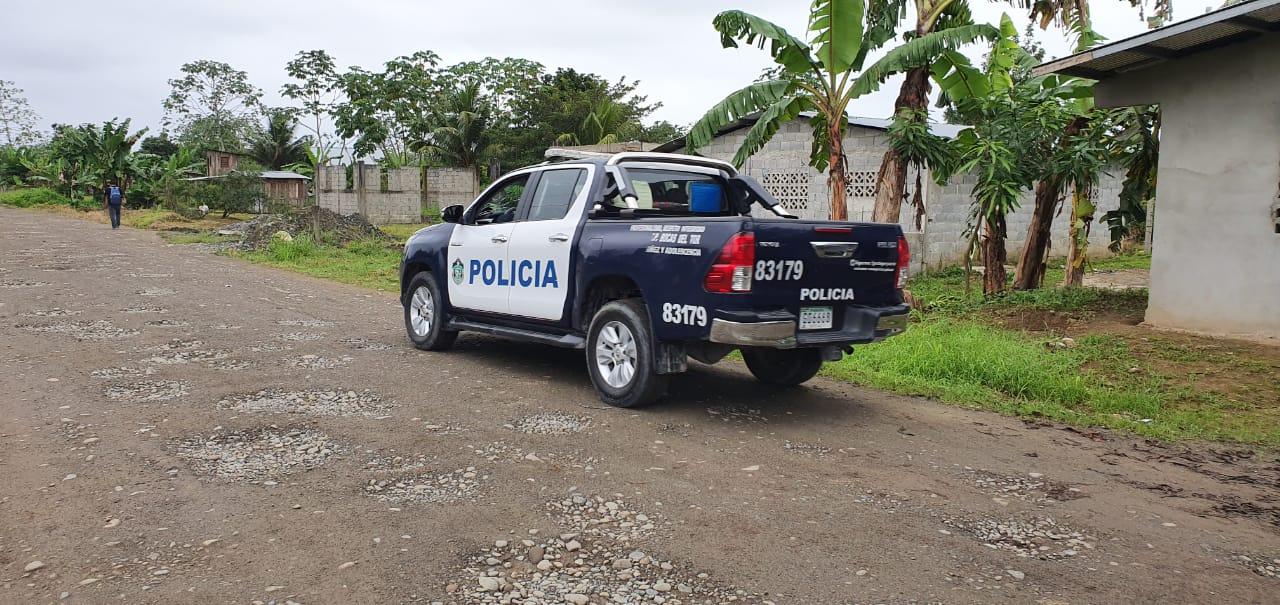 Buscan a pistoleros que hirieron de un balazo en el labio a taxista en Changuinola