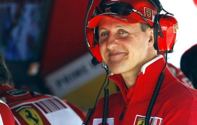 Schumacher: Sujeto le toma fotos postrado en la cama y ahora intenta venderlas por $1 millón