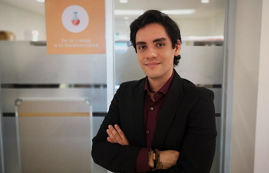 Científico panameño Carlos Restrepo gana premio 'Innovadores menores de 35 Latinoamérica 2019'