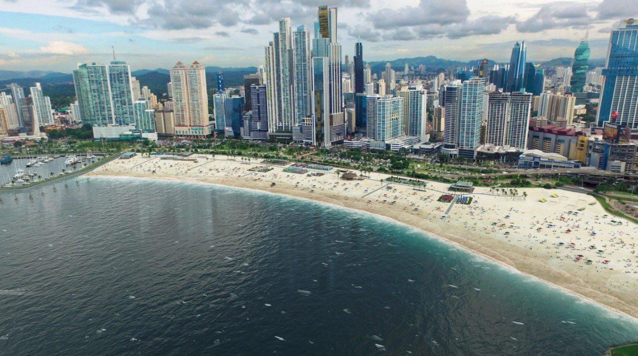 SPIA considera que recuperación de playas en la ciudad depende de que concluya el saneamiento de la Bahía de Panamá