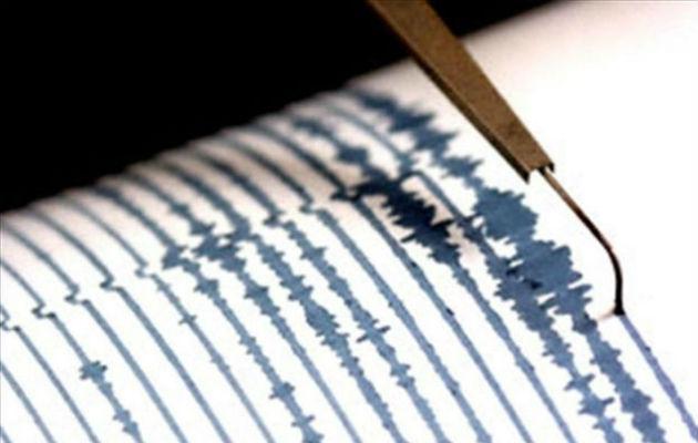 El evento sísmico causo daños materiales; aún no se conoce la cantidad de heridos. Foto: EFE.