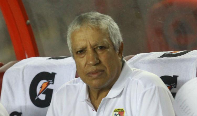'Tolo' Gallego llegó y se reactivan los microciclo de la selección de Panamá