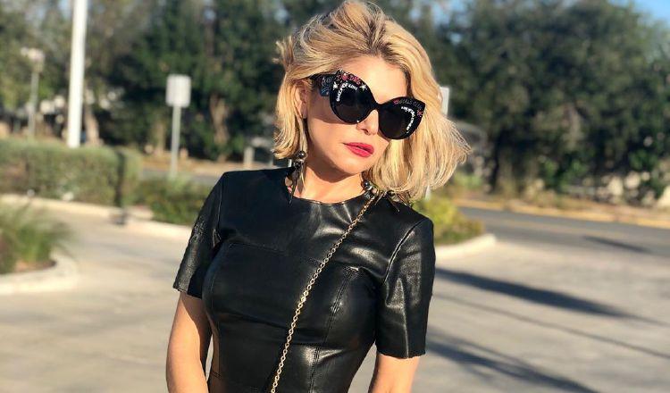 Itatí Cantoral recuerda la infidelidad de su ex