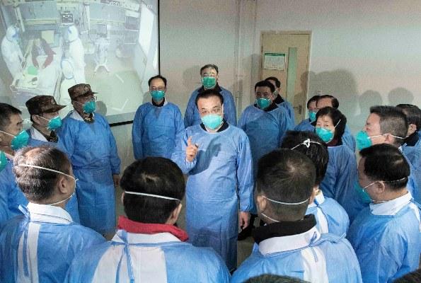 El número de fallecidos por el nuevo coronavirus se elevó a más de 100 en China