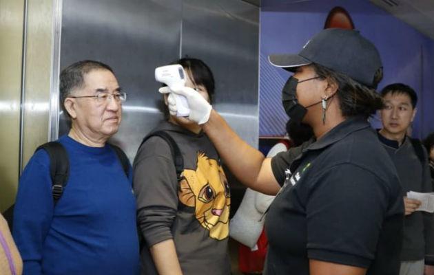 Panamá incluye a estamentos de seguridad en la prevención del coronavirus