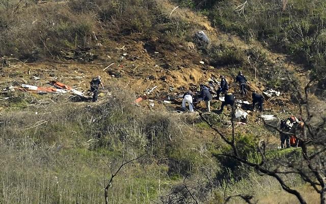 Posibles causas del accidente del helicóptero donde falleció Kobe Bryant y su hija