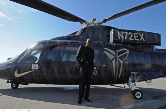 Expiloto de  Kobe Bryant dice que helicóptero estaba en 'fantásticas' condiciones