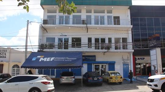 Mega obras del Oeste quedarán en manos de la oficina de Bienes Patrimoniales en Panamá Oeste