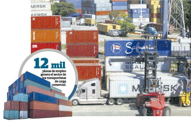 Transportistas, en alerta por monopolio de navieras
