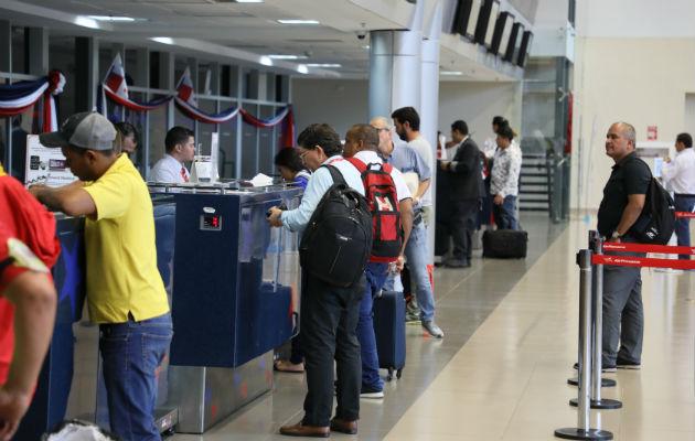 Movimiento de pasajeros en aeropuertos regionales creció 4% en el 2019