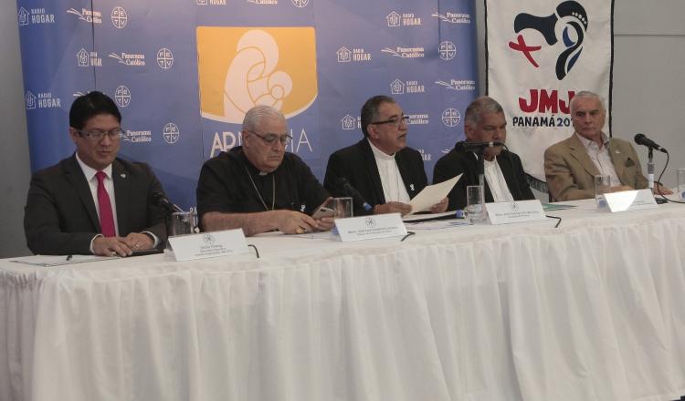 Aporte total del gobierno de Juan Carlos Varela para la JMJ 2019 no se conocerá