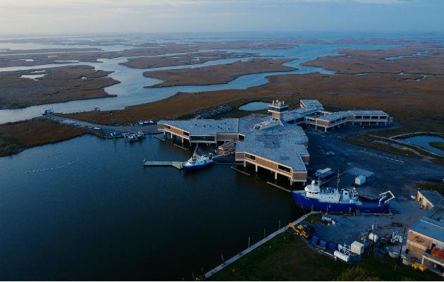 Aumento del nivel del mar amenaza los laboratorios de investigación