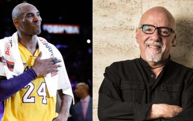 Paulo Coelho borra el libro que escribía junto a Kobe Bryant