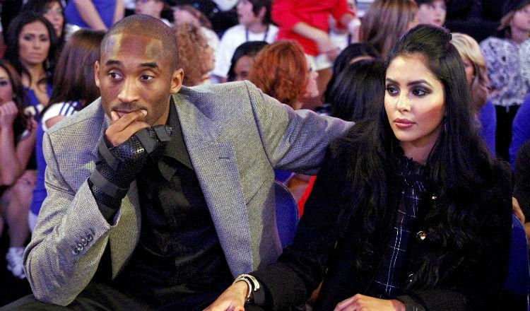 El pacto de Kobe Bryant y su esposa de no viajar nunca juntos en helicóptero