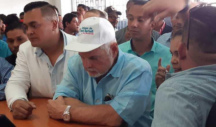 La fundación de  un partido con Ricardo Martinelli a la cabeza toma fuerza