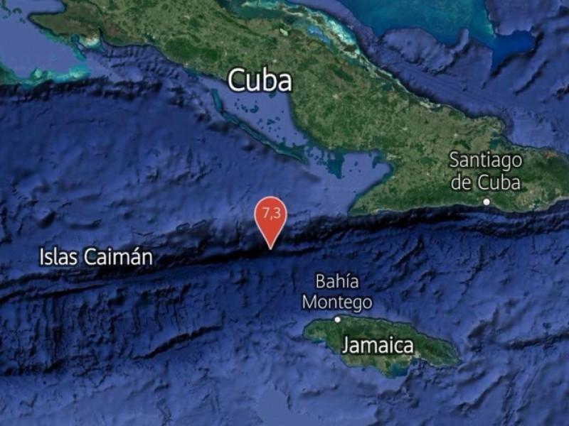 ¡Urgente! Terremoto de 7,7 grados sacude costas de Jamaica, Cuba y México