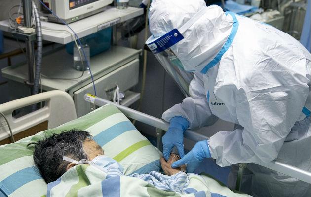 El número de pacientes en estado grave se sitúa en 1.370. Foto: Archivo/Ilustrativa.