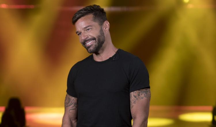 El mayor vicio de Ricky Martin