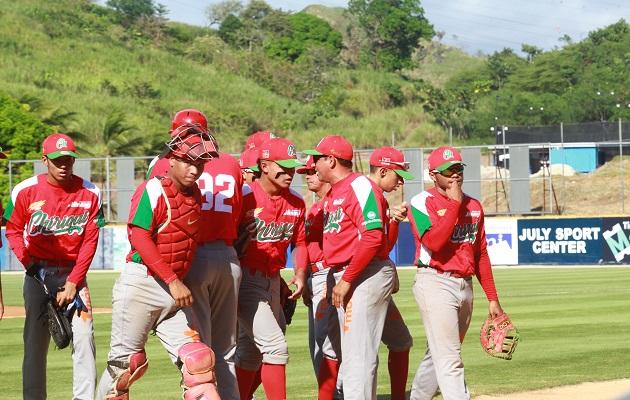 Chiriquí y Occidente tienen que ganar para avanzar a la ronda de ocho