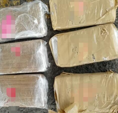 Decomisan 10 mil pastillas de droga sintética en un allanamiento a los Correos Nacionales de Veraguas