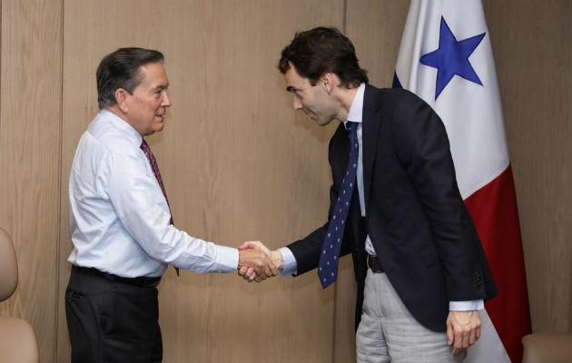Empresa española muestra interés en invertir en el sector marítimo de Panamá