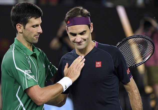 Novak Djokovic acaba con Federer y buscará su octava corona en Australia