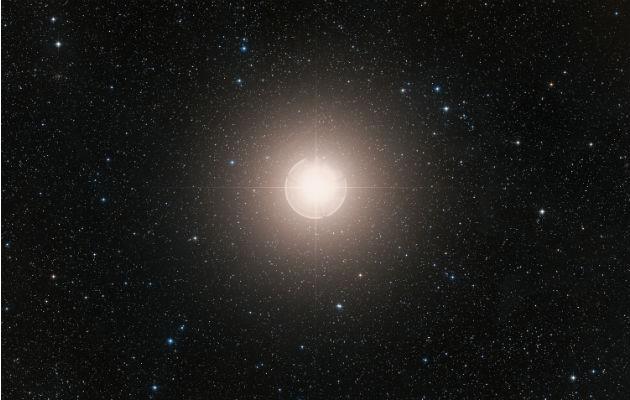 ¿Será el principio del fin para la estrella?