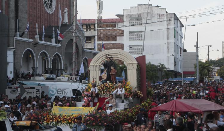 Miles de personas celebran a san Juan Bosco, el patrono de la juventud