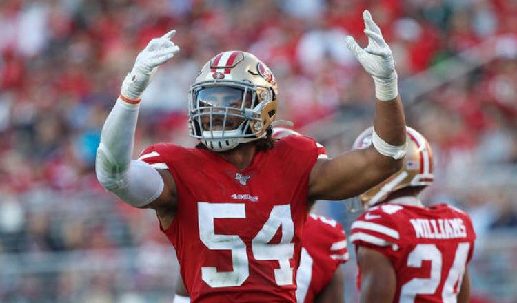 Jugador de padre panameño buscará el  Super Bowl LIV con los  49ers de San Francisco